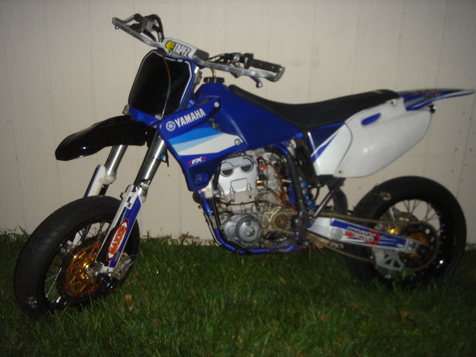 How to street legal a dirtbike.